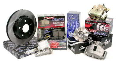 Centric Again Leads the Pack with the Widest Range of Brake Component Coverage for 2012