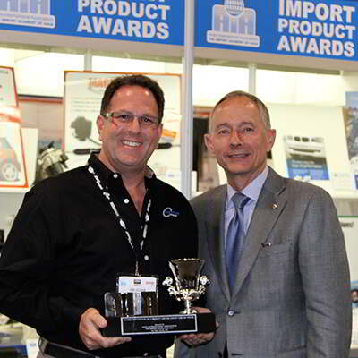 Centric Parts Awarded Best Overall Import Product and Best Catalog 2012
