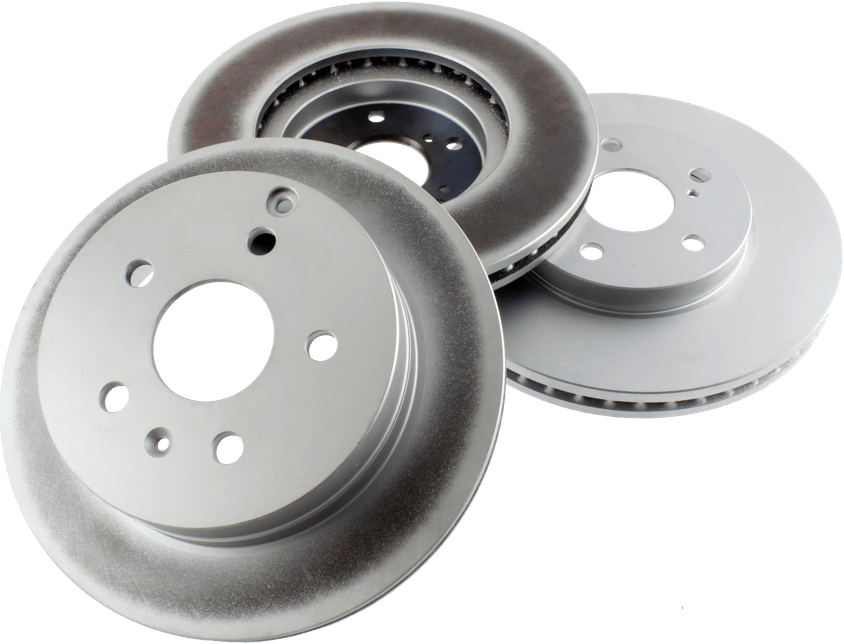 NEW GCX™ PREMIUM COATED ROTORS