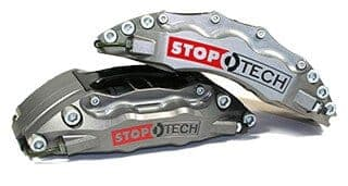 Trophy Sport brakes from StopTech bring the Trophy track innovations to the street