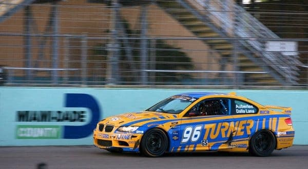 Victory belongs to Turner Motorsport and StopTech at the Kia 200 in Miami