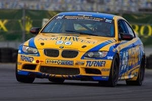 The official debut of the StopTech GT Racing Caliper propels Turner Motorsport to Podium at Grand Am 200
