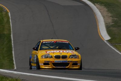Turner Motorsport scores 2nd and 3rd on StopTech-equipped BMW M3s at Round 6 of the KONI Challenge series at Watkins Glen