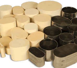 Custom-Coated Catalysts