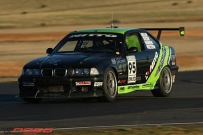 Bullet Performance sets a class record on StopTech Brakes at The 2009 25 Hours of Thunderhill - The longest closed course road race in North America