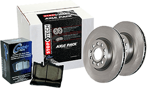 StopTech 934.40047 Street Axle Pack