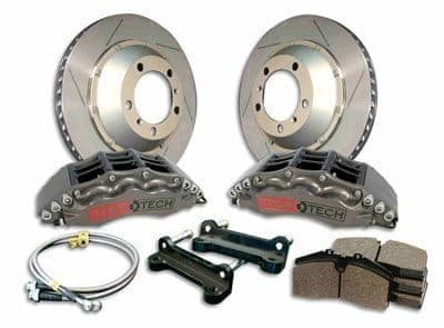 StopTech's Trophy Big Brake Kit - made for the track only for the serious racer