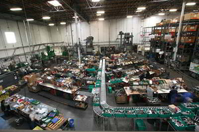 CENTRIC PARTS ADDS 25,000 SQUARE FEET  TO SOUTHERN CALIFORNIA FACILITIES