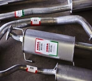 ANSA (Import Exhaust)
