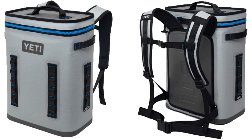 Yeti Cooler (Hopper BackFlip 24 softside backpack-cooler)