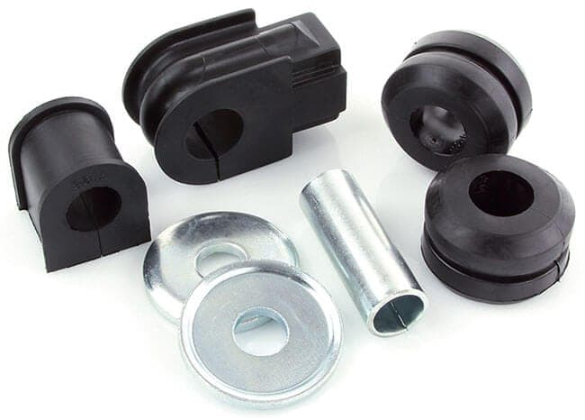 Bushings and Bumpers