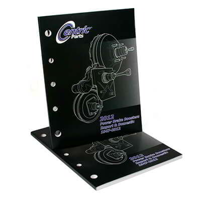 Centric Parts Releases Extensive 2012 Power Brake Boosters Catalog