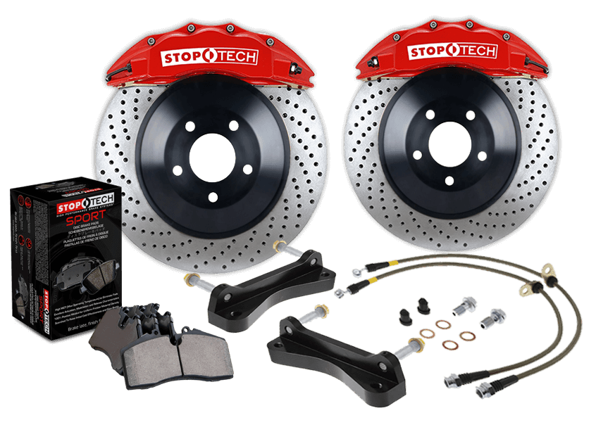 1-Piece Rotor Big Brake Kits